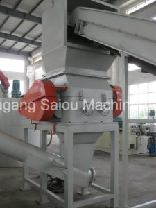 Good Sales Waste Pet Plastic Washing Machine Line pictures & photos