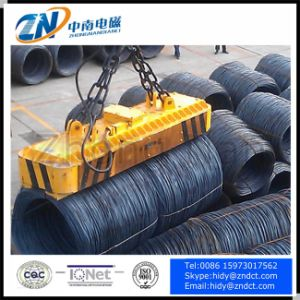 Handling Coiled Wired Lifting Magnet Rectanguar MW19 pictures & photos