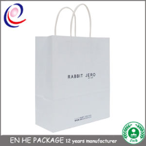 Wholesale Cheap Eco Laminated Paper Shopping Bag