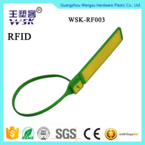 Guangdong Seal Factory Manufacture Safety Metal and Chip Injection RFID Plastic Lock