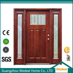 China MDF Prime Molded Entrance Wooden Door - China Wooden Door ...