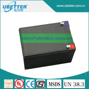 Rechargeable LiFePO4 Lead Acid Battery Replacement Lithium Battery 12V 20ah and Battery Packs pictures & photos
