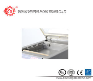 Semi-Automatic Coffee Tea Fresh Food Vacuum Packer (DZ-250) pictures & photos