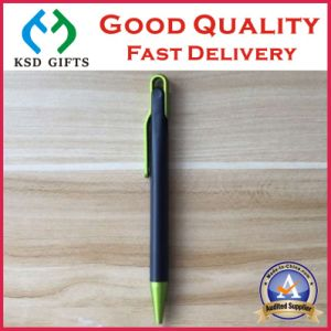 Colorful Black Promotion Ball Pens for Advertising pictures & photos