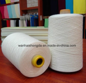 High Tenacity Polyester Cotton Yarn, Ne20/2 Cotton Polyester Twist Yarn for Weaving