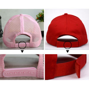 6d0be0d2113e3 China 100% Polyester Mesh Cap