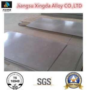 Alloy 20 Plates/Sheets/Coils/Strips Nickel Alloy (UNS N08020, 2.4660, CARPENTER Alloy 20CB-3, ALloy 20CB3) pictures & photos