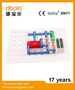 Hot Sale Electronic Block Kit Toy pictures & photos
