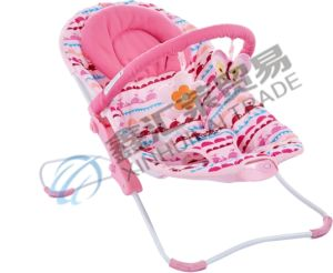 Folding Compactly Baby Rocker with Toys