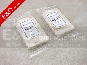20g Small Cosmetic Hand and Body Oatemal Soap pictures & photos