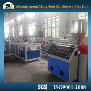 Small Plastic Wood Profile Production Line with Good Price