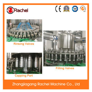 Middle Type Juice Automatic Hot Filling Machine pictures & photos