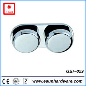 Hot Designs Forging Brass Glass Clamp (GBF-059) pictures & photos