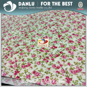 Small Flower Printed Fabric with TPU Coated for Apron pictures & photos