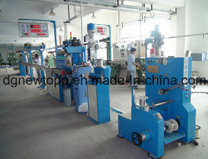 Cable Extrusion Machine for Chemical Foaming Cable pictures & photos