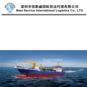 International Seaport Delivery / Ocean Shipping Forwarder (FCL 20′′40′′) pictures & photos