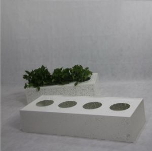 You Will Need This Metal Planter Box to Make Your Office Alive with Greens