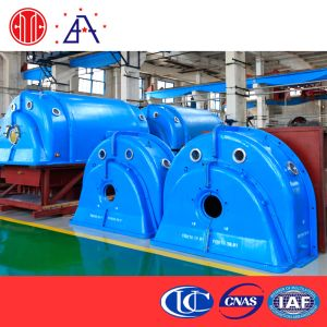 Power Supply Steam Turbine with Boiler and Generator pictures & photos