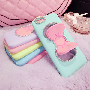 Cute Fashion Style Bowknot Holder Phone Case pictures & photos