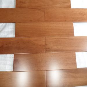 Hot Sale UV Coating Taun Hardwood Flooring