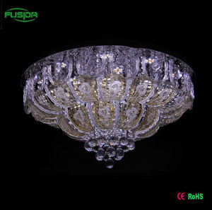 France Gold Glass Control LED Ceiling Light/Ceiling Lighting for Home pictures & photos
