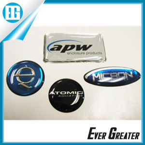 Customized Polyurethane Dome Stickers OEM pictures & photos