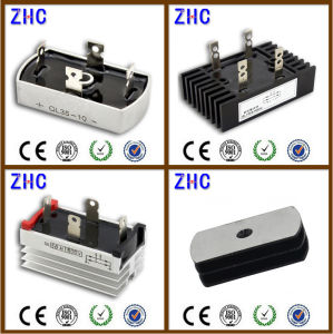 Good Quality Ql 10A to 400A Single Phase Price List of Bridge Rectifier pictures & photos