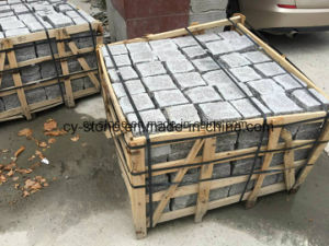 G341 Granite Kerbstone/Cubestone for Project