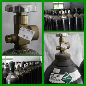 Best Price 5n Purity Seamless Steel Cylinder Helium Gas pictures & photos