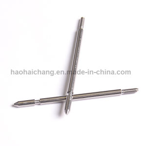 China Custom High Quality Bullet Head Terminal Pin