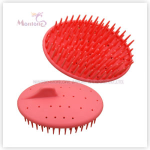 Wash Hair Brush, Salon Scalp Cleaning Massager Brush pictures & photos
