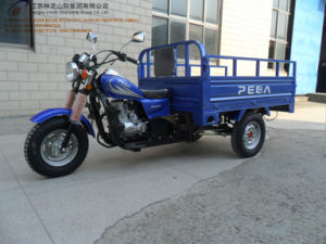 200cc, EEC Model, Three Wheel Motorcycle, China New Style, Cargo Tricycle, High Quality, Hot Sale, Gasoline Trike, Tuk Tuk (SY200ZH-E) pictures & photos