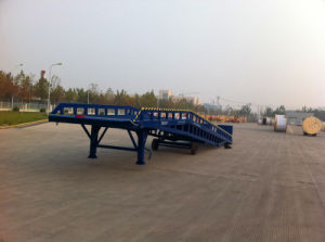 Mobile Yrad Ramp / Ramp / Hydraulic Ramp / Ramps pictures & photos