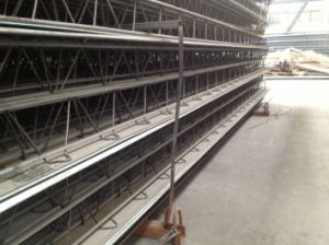 Steel Bar Truss Floor Deck, Export Marshall Islands Steel Reinforced Truss Deck / Steel Bar Truss Decking Sheet pictures & photos
