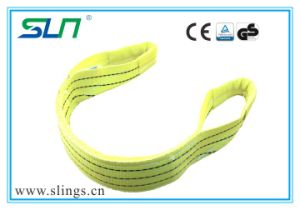 2017 3t*2m Webbing Sling Safety Factor7: 1 Ce GS