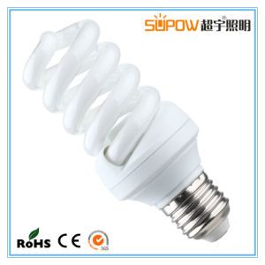 18W 20W Full Spiral Energy Saving Lamp CFL Light T4 Tube pictures & photos