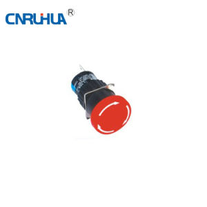 Hot Selling Metal 250V 3A Push Button Switch pictures & photos