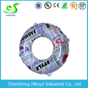 OEM PVC Inflatable Swim Ring for Adult