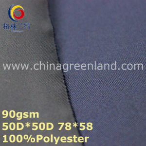 Woven Polyester Pongee Twill Fabric for Textile Garment (GLLML331) pictures & photos