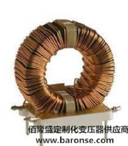 DC/DC, AC/AC Inverter Differential Mode Choke Coil Power Inductor