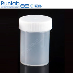 Ce Marked 60ml Universal Specimen Containers with Screw Cap pictures & photos