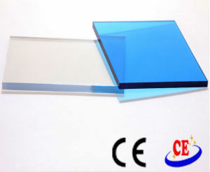 Custom Shaped Polycarbonate Solid Sheet with UV Protection