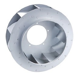 Aluminum Centrifugal Fan Blade