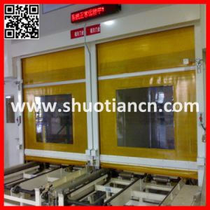 Food Warehouse Roller Shutter Curtain Door (ST-001) pictures & photos