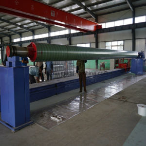 CNC FRP Fiberglass Filament Pipe Automatic Winding Machine pictures & photos