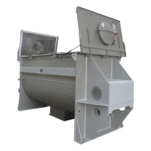 Stable Performance Dry Powder Ribbon Mixer pictures & photos