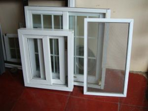 Economic Sliding Window with Single Glass (CL-W1006) pictures & photos
