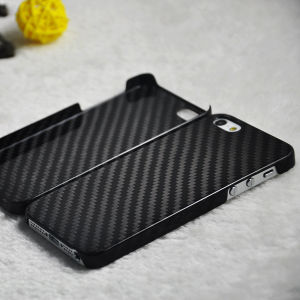 New Hot Products Real Carbon Fiber Back Case for iPhone 5se