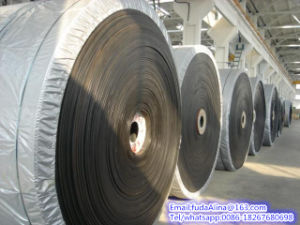 Polyester Ep800/4 Conveyor Belt Molded Edge pictures & photos