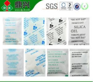 DMF Free Chemical Silica Gels Desiccant for Moisture Absorber